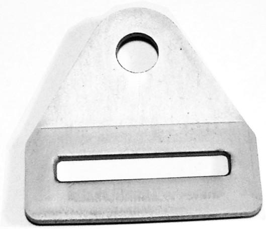 Interior Seat Belt Anchor: for C1 - C4 & 1953 - 1996 ...